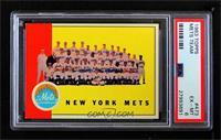 New York Mets Team [PSA6EX‑MT]