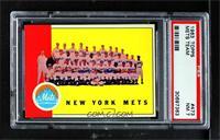 New York Mets Team [PSA7NM]