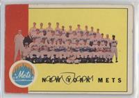 Semi-High # - New York Mets Team [GoodtoVG‑EX]