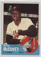 Semi-High # - Willie McCovey