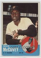 Semi-High # - Willie McCovey [Good to VG‑EX]