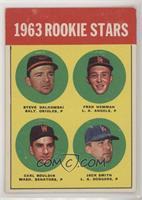 Semi-High # - Fred Newman, Carl Bouldin, Jack Smith, Steve Dalkowski