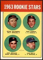Semi-High # - Fred Newman, Carl Bouldin, Jack Smith, Steve Dalkowski [EX]