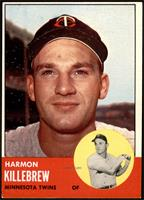 Semi-High # - Harmon Killebrew [VG EX]