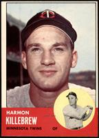 Semi-High # - Harmon Killebrew [EX]