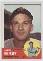 Semi-High # - Harmon Killebrew [Good to VG‑EX]