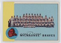 Semi-High # - Milwaukee Braves Team