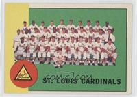 High # - St. Louis Cardinals Team [Noted]