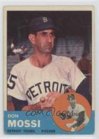Don Mossi [Poor to Fair]