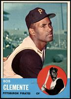 High # - Roberto Clemente [NM MT]