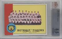 High # - Detroit Tigers Team [BVG 8.5 NM‑MT+]