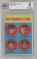High # - Randy Cardinal, Dave McNally, Don Rowe, Ken Rowe [BVG8NM&#…