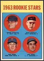 High # - Randy Cardinal, Dave McNally, Don Rowe, Ken Rowe [NMMT]