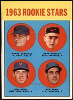 High # - Randy Cardinal, Dave McNally, Don Rowe, Ken Rowe [EXMT+]