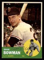Ernie Bowman [NM]