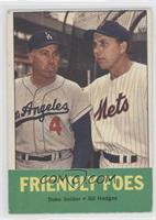 Friendly Foes (Duke Snider, Gil Hodges) [Good to VG‑EX]