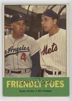 Friendly Foes (Duke Snider, Gil Hodges) [GoodtoVG‑EX]