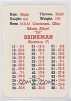Ed Brinkman [NonePoortoFair]