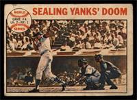 World Series Game 4 (Sealing Yanks' Doom) [GOOD]