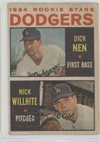 Dick Nen, Nick Willhite [Good to VG‑EX]