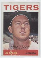 Al Kaline (Jerry Grote on Back) [Good to VG‑EX]
