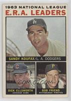 Sandy Koufax, Dick Ellsworth, Bob Friend [PoortoFair]