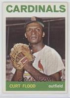 Curt Flood [Good to VG‑EX]