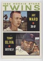 Jay Ward, Tony Oliva