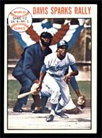 Davis Sparks Rally (Willie Davis) [VG EX]