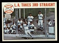 Los Angeles Dodgers Team, Ron Fairly [NM]