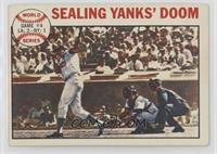 World Series Game 4 (Sealing Yanks' Doom)