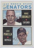 1964 Rookie Stars - Mike Brumley, Lou Piniella [PoortoFair]