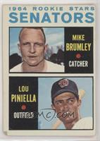 Mike Brumley, Lou Piniella [Poor]