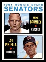 Mike Brumley, Lou Piniella [EXMT]