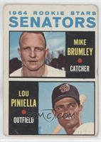 Mike Brumley, Lou Piniella [Poor]