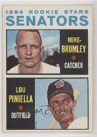 Mike Brumley, Lou Piniella [Good to VG‑EX]