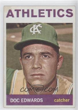 1964 Topps - [Base] #174 - Doc Edwards