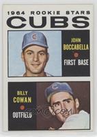 John Boccabella, Billy Cowan