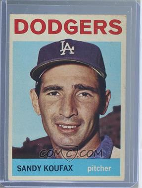 1964 Topps - [Base] #200 - Sandy Koufax [Good to VG‑EX]