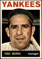 Yogi Berra [EX+]