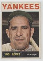Yogi Berra [NoneGoodtoVG‑EX]