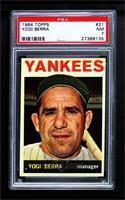 Yogi Berra [PSA7NM]