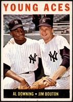 Young Aces (Al Downing, Jim Bouton) [VG+]