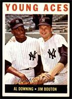 Young Aces (Al Downing, Jim Bouton) [VGEX]