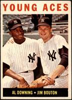 Young Aces (Al Downing, Jim Bouton) [VG]