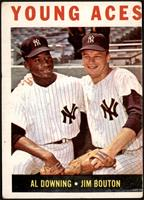 Young Aces (Al Downing, Jim Bouton) [GOOD]