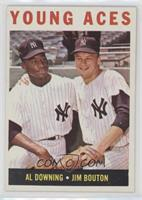 Young Aces (Al Downing, Jim Bouton)