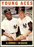 Young Aces (Al Downing, Jim Bouton) [VG EX+]