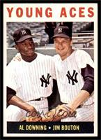 Young Aces (Al Downing, Jim Bouton) [EXMT]