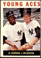 Young Aces (Al Downing, Jim Bouton) [VG EX]